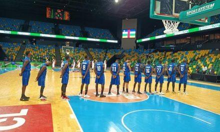 Afro basket 2021: La Centrafrique quitte la compétition