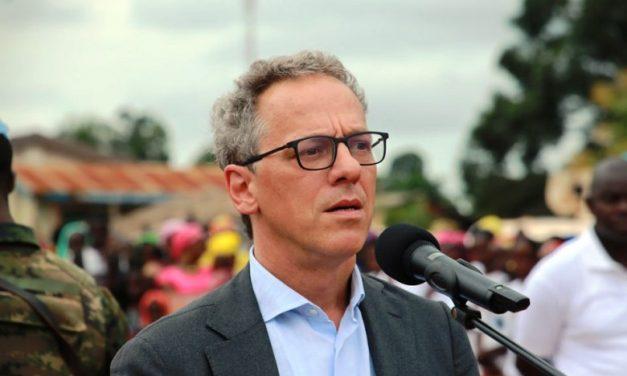 «L'économie centrafricaine est résiliente malgré la récession», déclare Han Fraeters de la Banque mondiale