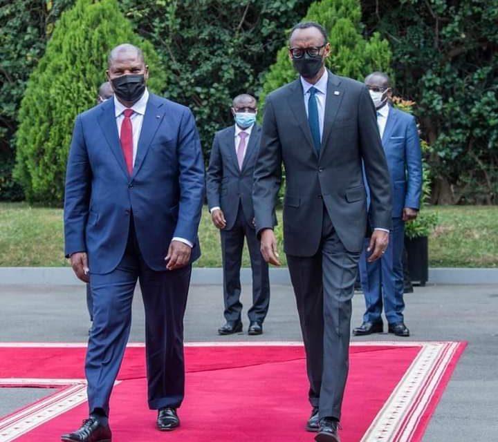 Centrafrique: Renforcement de l'axe Kigali-Bangui