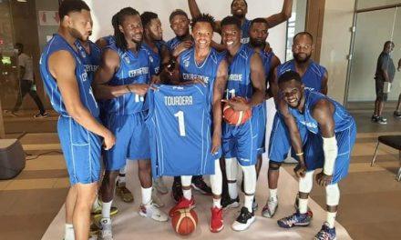 Basketball: Liste des Fauves pour l'Afrobasket-2021
