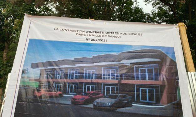 Faux, la Mairie de Bangui n'a pas vendu une parcelle du Parc du Cinquantenaire