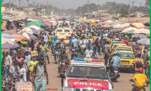 Centrafrique: Les autorités reprennent progressivement le contrôle du Km5