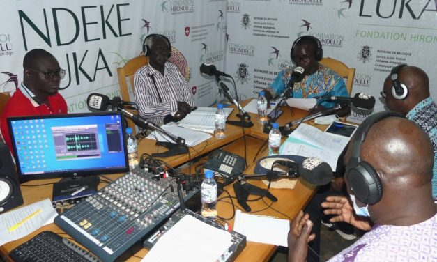 Centrafrique: Faux, Fidèle Gouandjika et Joseph Bendounga n'ont pas failli se battre à Radio Ndeke Luka