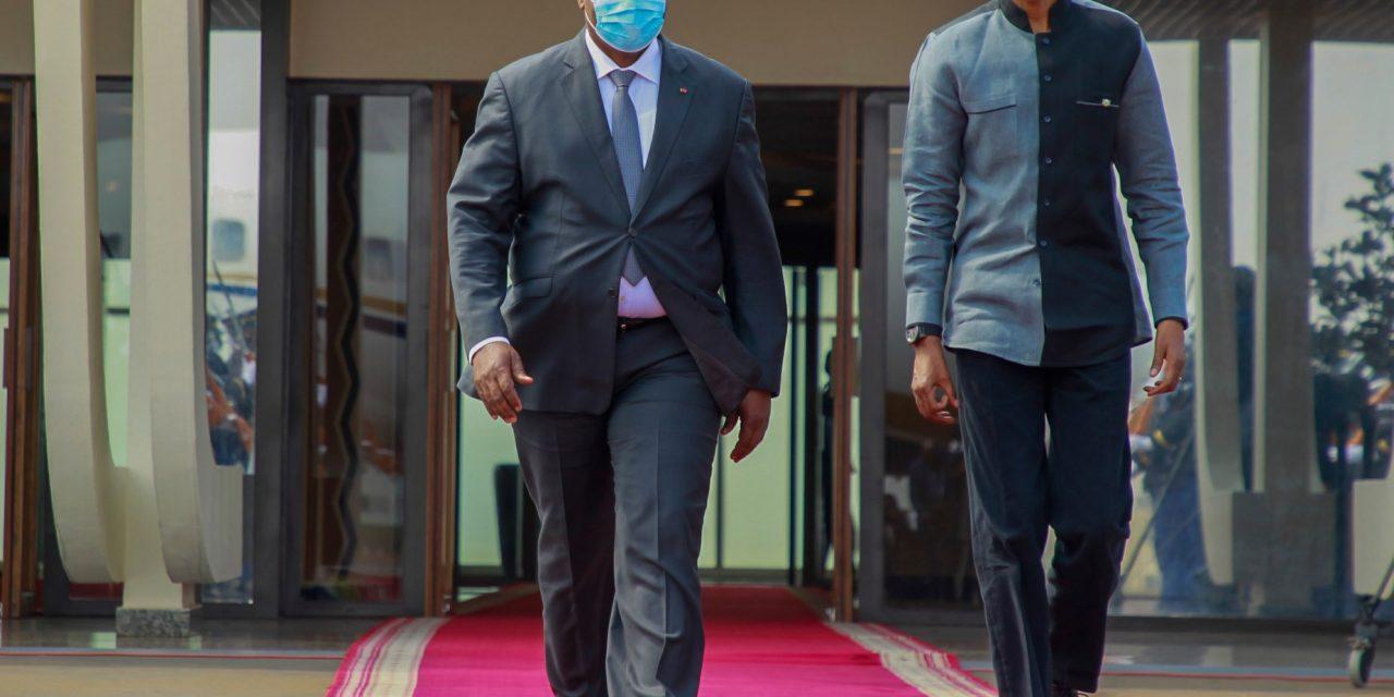 Centrafrique-Rwanda : Signature des accords de coopération