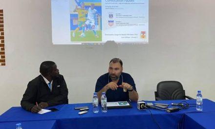 Centrafrique : Raoul Savoy dévoile la liste des 28 Fauves pour le tournoi qualificatif au mondial 2022