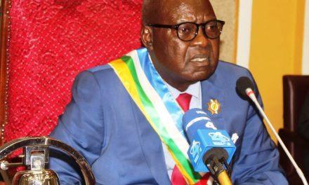 Centrafrique: Ouverture ce jour de la session extraordinaire de l'assemblée nationale