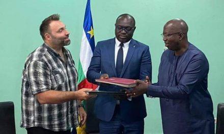 Centrafrique : Raoul Savoy signe un nouveau contrat comme entraineur des fauves