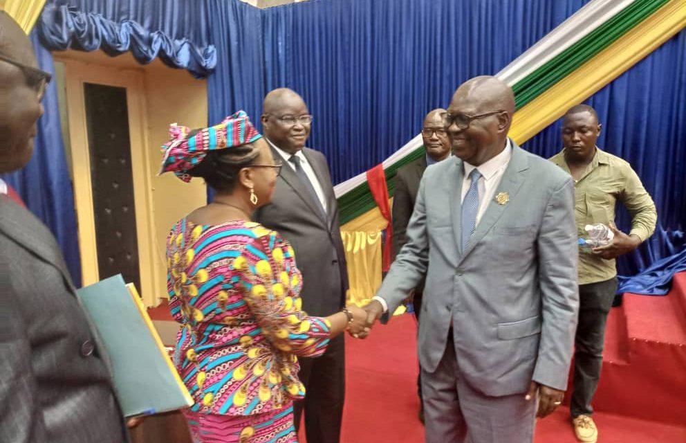 Centrafrique : Les Députés autorisent la ratification de la Convention sur l'élimination de la violence et le harcèlement en milieu du travail