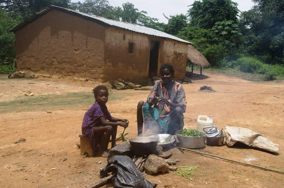 Longo, village proche de Bangui mais oublié