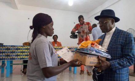 Centrafrique: La CRCA certifie 40 jeunes volontaires formés en énergie renouvelable