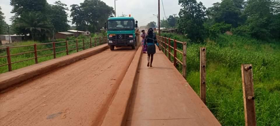 Centrafrique: Du pont de PK9  à Petevo, un réel danger de mort