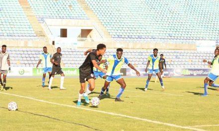 Afrique – Foot : DFC8 trébuche devant Galaxy FC