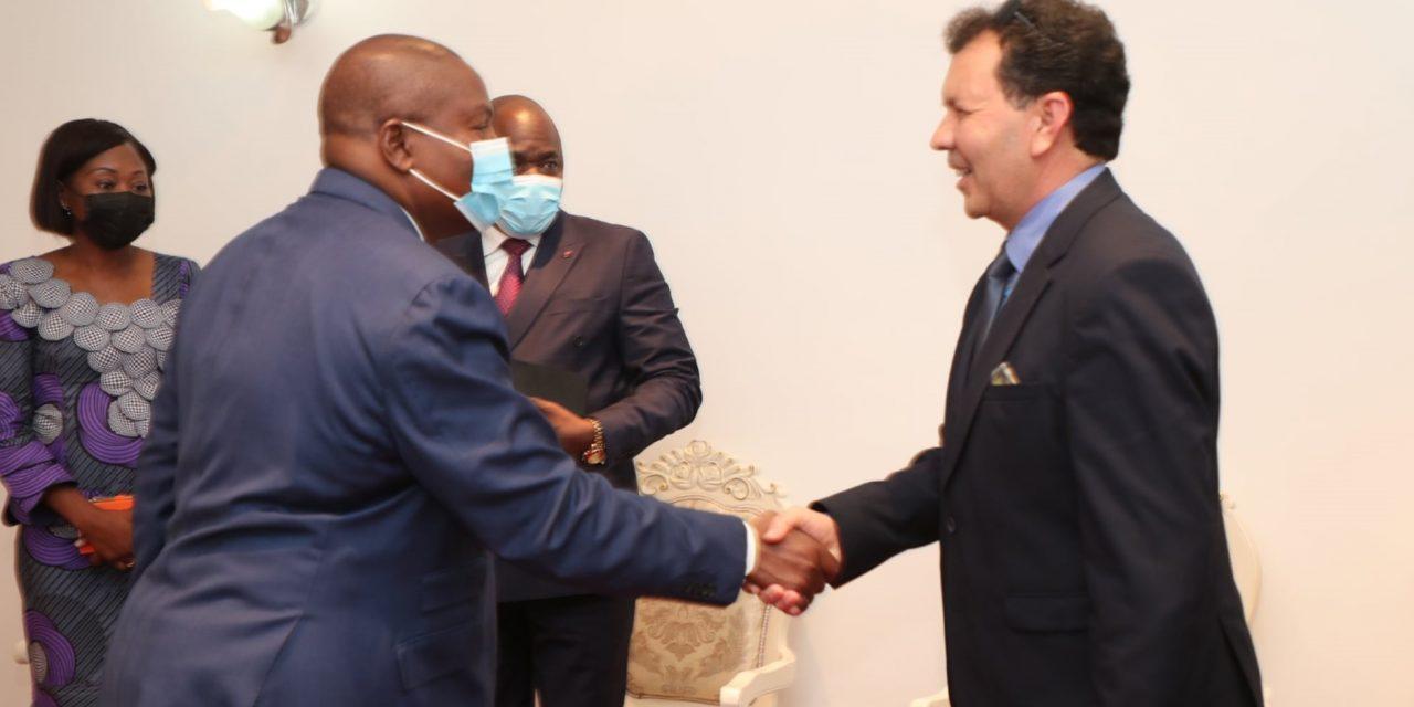 Centrafrique : Tripoli renforce sa coopération avec Bangui