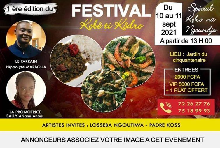 Centrafrique : La 1ère édition du Festival Kôbë TI Ködrö
