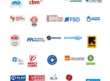 Centrafrique : Les ONG internationales gravement préoccupées par la crise humanitaire