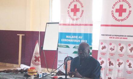 Centrafrique : La CRCA présente ses actions en faveur des victimes des inondations
