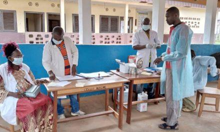 Centrafrique : L'hôpital secondaire de Damara fait face à un manque du personnel qualifié