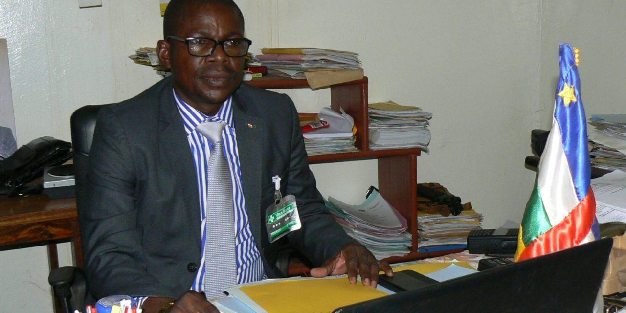 Centrafrique : Reprise de service d'édition des passeports biométriques après un incendie