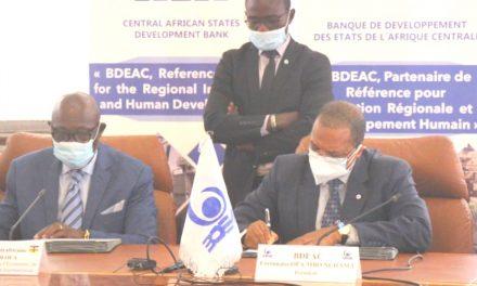 Centrafrique : La BDEAC accorde un prêt 15 milliards de FCFA pour la lutte contre la COVID-19 et le renforcement du système sanitaire
