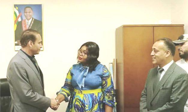 Centrafrique : La nouvelle équipe du groupe Laico-RCA et de l'hôtel Ledger Plaza installée
