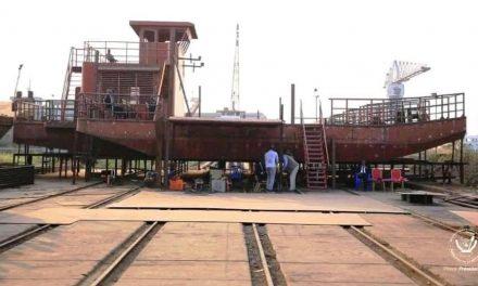 Centrafrique : Les villes de Zongo et Bangui seront reliées par un bateau