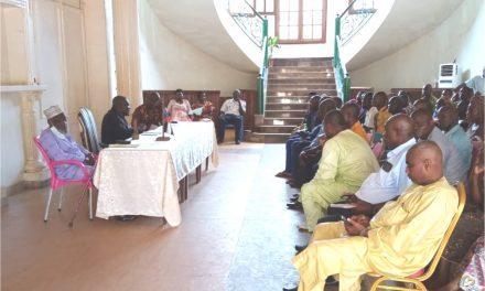 Centrafrique : Commerçants et membres de la société de gestion du marché Km5  très remontés contre la mairie de Bangui
