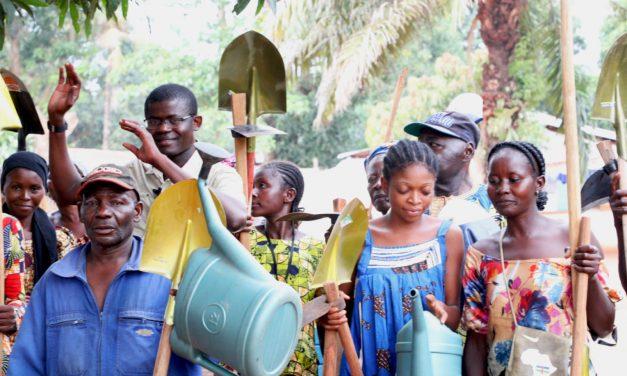 Centrafrique : Dr Rodolphe Gozegba: «Face à l'insécurité alimentaire, le jardin potager familial est une solution».