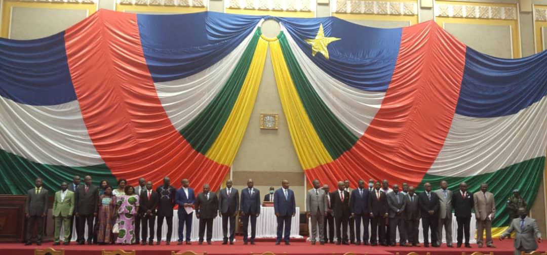 Centrafrique : Les membres  du comité de l'organisation du prochain dialogue désormais investis