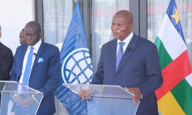Centrafrique : La Banque mondiale accorde un financement de 62 milliards de francs CFA à la RCA